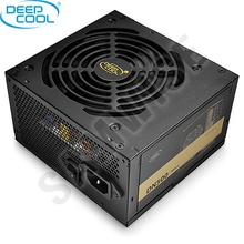 Sursa 500W Deepcool Nova Series DN500, 5 x SATA, Molex, PCI-Express, Eficienta 80%, Vent 120mm LED