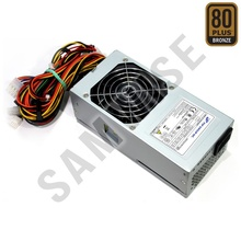 Sursa FSP GROUP, FSP300-60GHT 80+ MINI, Certificare 80+, SATA, Molex, PFC ACTIV, ideala pentru benzile de LED-uri