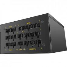 Sursa Minat Segotep GP1350G 1250W Full modulara 7x SATA, 3x Molex, 12x 6+2 pin, Eficienta 90%, PFC activ