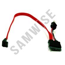 """Cabluri SATA, cu mufa de alimentare inclusa, pentru unitati optice de 2.5"""""""