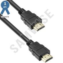 Cablu DeTech, HDMI Male - HDMI Male, lungime 10 metri