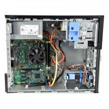 Calculator DELL 390 MT, Intel Core i7 2600 3.4GHz, 8GB DDR3, SSD 128GB, 500GB, HD Graphics 2000, DVD-RW