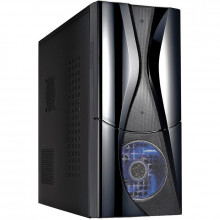 Calculator Fortrek Mystique, Intel Core i3 550 3.2GHz, Acer Q57H-AM, 4GB DDR3, 250GB, ATI R5 240 1GB DDR3 64-bit, FSP 300W, DVD-RW