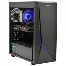 Calculator Gaming Gamdias Argus, Intel Core i5 4570 3.2GHz, Asus CS-B, 8GB DDR3, 3TB, XFX RX 580 8GB DDR5 256-bit, DVI, HDMI, 600W
