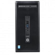 Calculator HP 700 G1 MT, Intel Core i5 4590 3.3GHz, 8GB DDR3, SSD 128GB, 250GB, DVD-RW