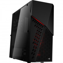 Carcasa Gaming CyberX Advance, MiddleTower, USB 3.0, Panou transparent