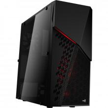 Carcasa Gaming CyberX Advance, MiddleTower, USB 3.0, Panou transparent