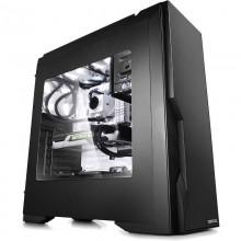 Carcasa Gaming Deepcool Dukase V2, USB 3.0, Vent. 120mm, Fan Controller, MiddleTower, Desigilat