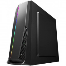 Carcasa Gaming Inaza Shield, USB 3.0, Panou transparent