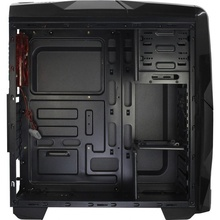 Carcasa Gaming Inter-Tech K1 Black, USB 3.0