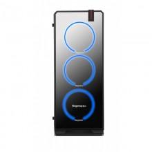 Carcasa Gaming Segotep Halo 7 Plus, Iluminare LED, USB 3.0, Panou Transparent, MiddleTower, Vent. 4x 120mm