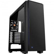 Carcasa Gaming Thermaltake Versa C23 Tempered Glass RGB Edition, USB 3.0, Panou transparent, MiddleTower, Vent. 120mm