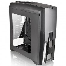 Carcasa Gaming Thermaltake Versa N25, Panou transparent, USB 3.0, Vent 120mm