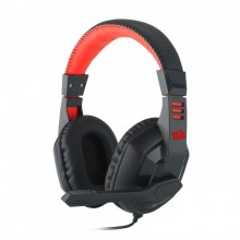 Casti Gaming Redragon Ares, Stereo, 2x Jack 3.5mm, TRS, 103db, Difuzoare 40mm
