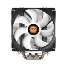 Cooler CPU Gaming Thermaltake Contac Silent 12, Multi Socket, 4x Heatpipe-uri, Ventilator 120mm