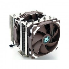 Cooler CPU ID-Cooling FI-VC twin, Vent. 120/140mm, 5x Heatpipe-uri, Desigilat