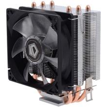 Cooler CPU ID-Cooling SE-903 Red LED, Ventilator 92mm, Heatpipe-uri Cupru