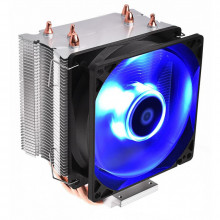 Cooler CPU ID-Cooling SE-913-B Blue, Multi socket, Iluminare LED