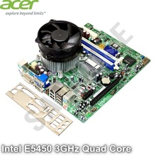 KIT Placa de baza Acer G43D01G1 + Intel Quad Core E5450 3GHz + Cooler Procesor