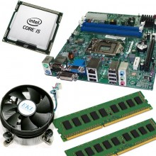 Kit Placa de baza Acer H61H2-AD, 3rd gen, Intel Core i5 3470 3.2GHz, 8GB DDR3, Cooler inclus