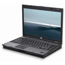 Laptop HP 6910p Intel Core 2 Duo T8100 2.1GHz, 2GB DDR2, 80GB, DVD