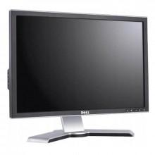 """Monitor LCD 22"""" Dell P2208WFPT, Grad A, 1680x1050, 5ms VGA, DVI, Cabluri incluse"""