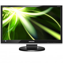 "Monitor LCD Samsung 24"" 2494HM, Full HD, 1920x1080, 5ms, HDMI, DVI, VGA, Cabluri Incluse"