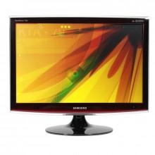 """Monitor LCD Samsung SyncMaster 22"""" T220, Grad A, 1680 x 1050, 2ms, VGA, DVI, Cabluri Incluse"""