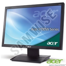 "Monitor LED 19"" ACER V193WL, 1440 x 900, Widescreen, 5ms, VGA, Cabluri incluse"