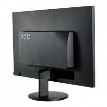"""Monitor LED 23.6"""" AOC E2470SWDA, Grad A, 1920x1080, 5ms, VGA, DVI, Cabluri incluse"""