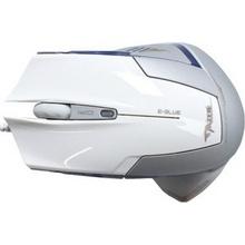 Mouse gaming E-Blue Cobra Mazer Type-R Optic, 2400DPI, alb, EMS124WH