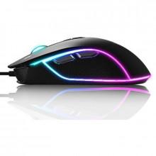 Mouse Gaming Gamdias Zeus M3, iluminare RGB, mouse pad NYX E1