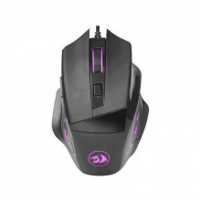 Mouse Gaming Redragon Phaser, 3200 dpi, Optic, 6 butoane, Iluminare LED multi-color