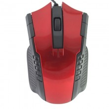 Mouse Optic USB, 3 butoane, 1.2 m, 1200 DPI, diferite culori