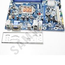 Placa de baza Intel DH55PJ, Socket LGA1156, DDR3, PCI-Express, DVI, VGA