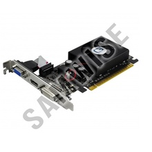 Placa video Gainward nVidia GT520, 1GB DDR3 64-bit, HDMI, DVI, VGA, PCI-Ex