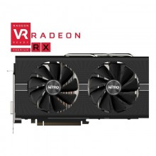 Placa video Sapphire Radeon RX 580 NITRO+ 8GB GDDR5 256-bit, Hdmi, DVI, Display Port