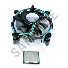 Procesor Intel Pentium Core 2 Duo E6300, 1.86GHz, Socket LGA775, FSB 1066MHz, 2MB Cache + Cooler Intel