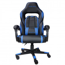 Scaun Gaming Inaza Avenger negru-albastru, Open Box