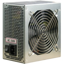 Sursa Inter-Tech 500W SL-500A 3 x SATA 2 x Molex, Ventilator 12cm, PFC