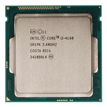 Procesor Intel Core i3 4160 3.6GHz, LGA1150, 4th Gen, nucleu Haswell