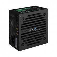 Sursa 600W Aerocool VX PLUS 600, 3x SATA, 3x Molex, 2x 6+2 pin PCI-E, 120mm