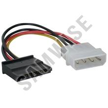 Cablu adaptor de la Molex la SATA