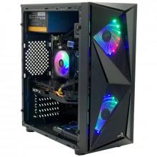 Calculator Gaming Glider, Intel Core i5 4590s 3GHz, MSI B85M-E45, 8GB DDR3, 500GB, XFX Radeon RX 580 8GB DDR5 256-bit, DVI, HDMI, 500W