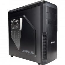 Calculator Gaming Zalman Z3+, AMD Vishera FX-8120 3.5GHz, Asus M5A78L-M, 16GB DDR3, SSD 120GB, 1TB, Gigabyte HD6850 1GB GDDR5 256-bit, DVI, HDMI, 450W