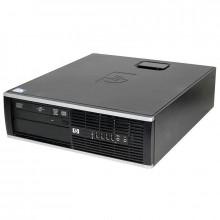 Calculator HP 6200 SFF, Intel Core I3 2120 3.3GHz, 4GB DDR3, SSD 128GB, 250GB, DVD-RW