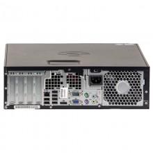 Calculator HP 8100 SFF, Intel Core i3 540 3.06GHz, 4GB DDR3, 250GB, Intel HD Graphics, DVD