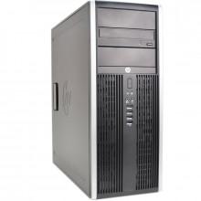 Calculator HP 8200 MT, Intel Core i7 2600 3.4GHz, 8GB DDR3, SSD 128GB, 250GB, DVD-RW