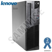 Calculator Lenovo M82 SFF, Intel Pentium G630 2.7GHz, 4GB DDR3, 200GB, DVD-RW