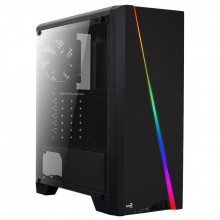 Carcasa Gaming Aerocool Cylon RGB, Middle Tower, USB 3.0,Card Reader